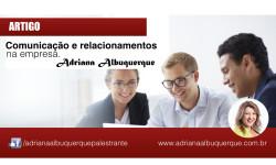 Comunicação e Relacionamentos na empresa