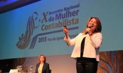 Evento Nacional da Mulher Contabilista, Foz do Iguaçu/PR